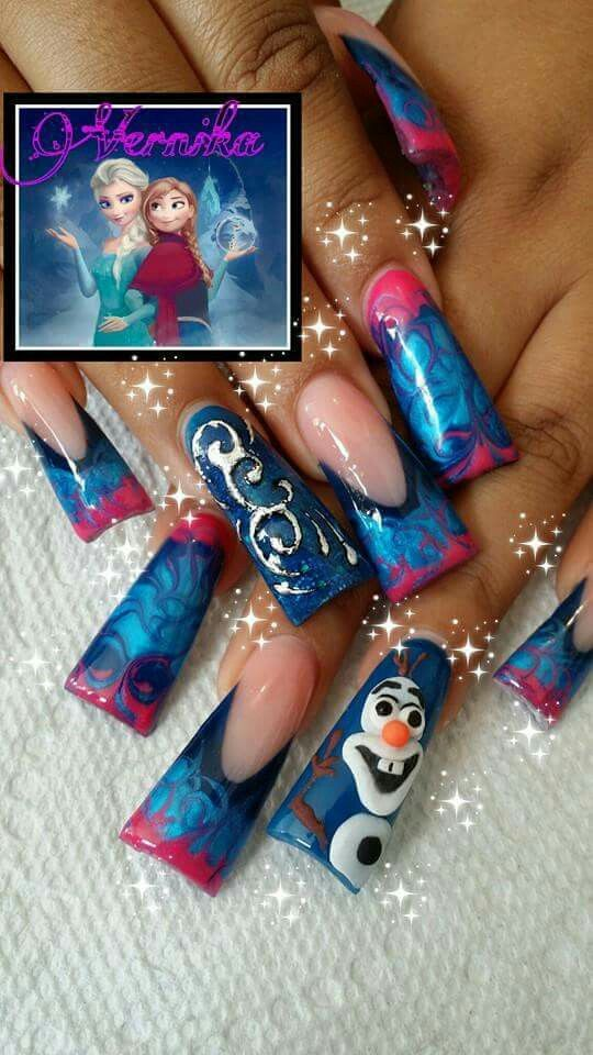 243 best Nails Estilo Sinaloa images on Pinterest   Ongles, Bling ...