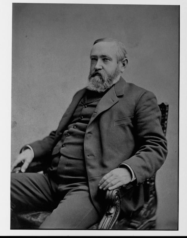 This article provides biographical fast facts about Benjamin Harrison, the twenty-third president of the United States who served from 1889 - 1893.