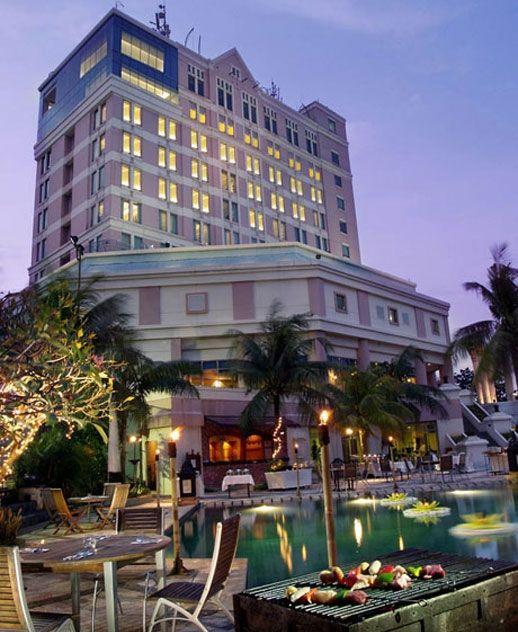Hotel Santika Premiere Semarang Gt Semarang Gt Central Java Hotel