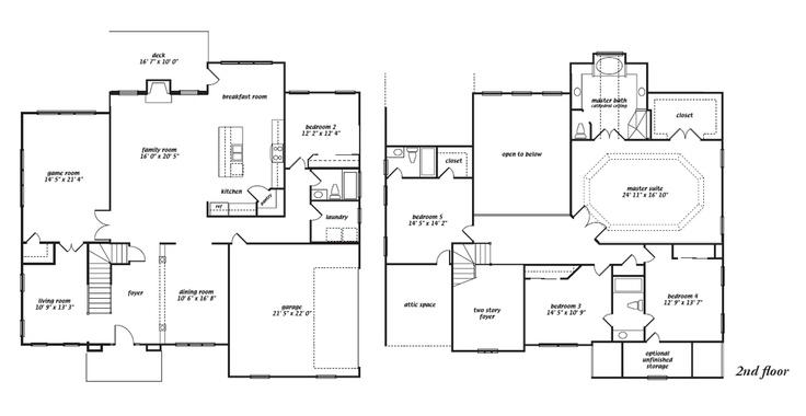 17 best images about our dream floor plans on pinterest for Dream kitchen floor plans