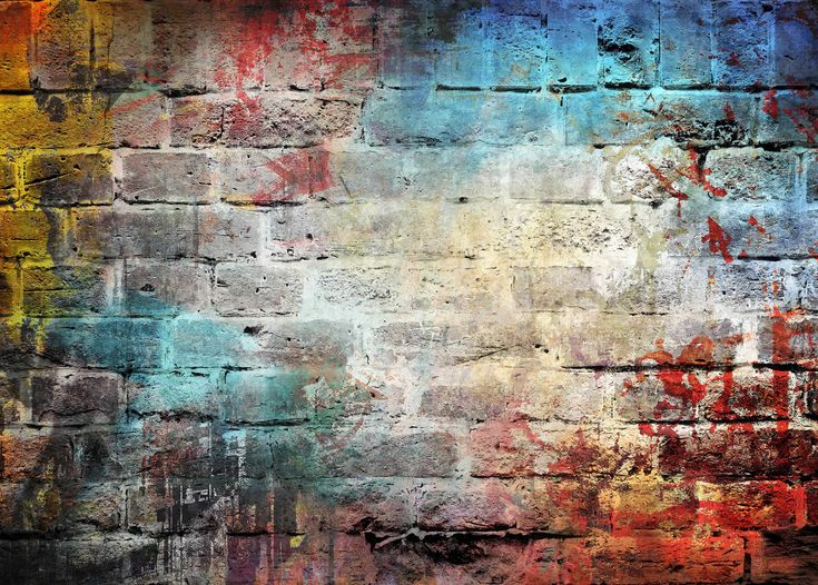Image result for graffiti brick wall background