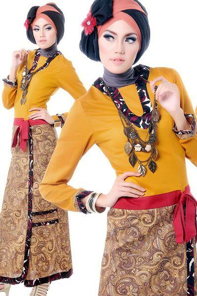 New #abaya, how fashionable :)
