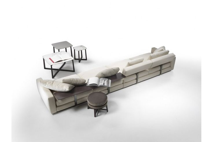 PLEASURE UP | Divano Componibile #sofa #flexform