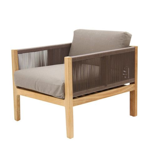 Bedarra Lounge Chair - Complete Pad ®