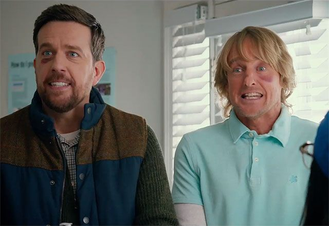 Father Figures Trailer: Owen Wilson and Ed Helms Go on a Dad Hunt   Owen Wilson and Ed Helms go on a dad hunt in the Father Figures trailer  Warner Bros. Picturesand Alcon Entertainment have revealed the new trailer for their December 22 comedyFather Figures (previously titled Bastards)starring Owen Wilson (Midnight in Paris Zoolander 2) and Ed Helms (The Hangover films Were the Millers). Check out the Father Figures trailer below!  Wilson and Helms are Kyle and Peter Reynolds brothers whose…