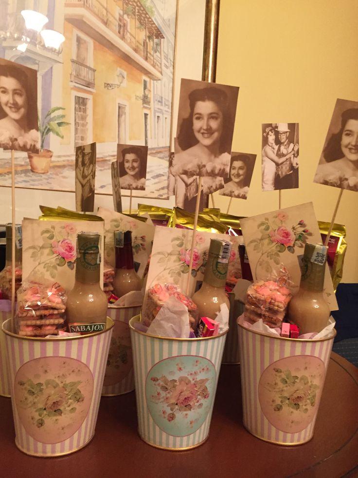 80 años de la abuelita