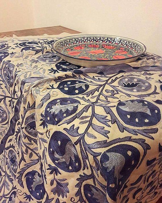 Suzani Tree of life handmade from Bukhara