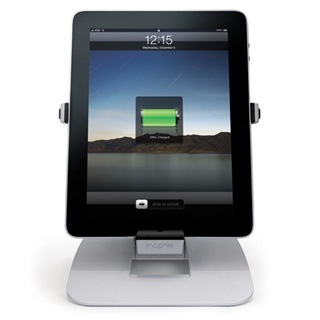 Mophie powerstand for iPad. I want.