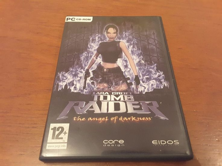 (*** http://BubbleCraze.org - You'll never put this Android/iPhone game down! ***)  Tomb Raider The Angel of Darkness PC Game, With explosive action and a gripping story, Lara Croft Tomb Raider, the Angel of Darkness is a whole new gaming experience. For sale for £6.95 in my ebay shop.