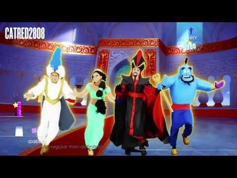 ▶ Just Dance 2014 - Prince Ali - 3 Stars - YouTube