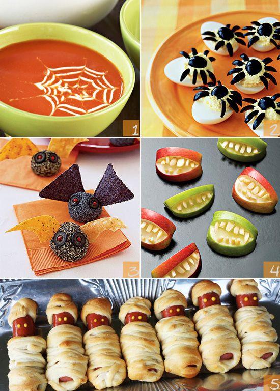 Creative: Halloween Parties, Strawberries Chic, Food Ideas, Food Crafty, Halloween Snacks, Creepy Food, Halloween Treats, Halloween Food, Halloween Ideas