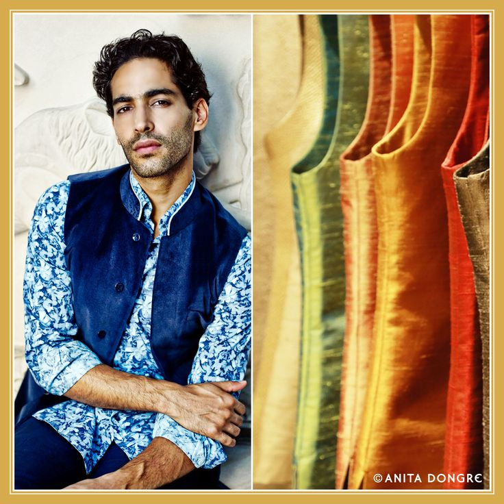 I believe Bandi's are a classic way to instantly uplift any outfit. You can wear the bandi with a shirt and a pair of trousers, along with a kurta and dhoti, or simply with a t-shirt and denims. It is the most versatile garment and an absolute must-have in a man's wardrobe