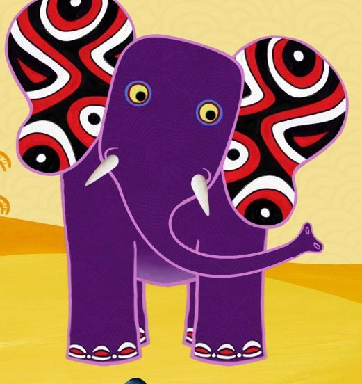 tinga tinga tales | Why Elephant Has A Trunk? - Tinga tinga tales Wiki- FIND THE ENTIRE BOOK ONLINE @ www.wegivebooks.org