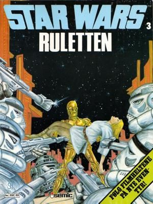"""Star Wars 3 Ruletten - Star Wars album 3"" av Archie Goodwin"