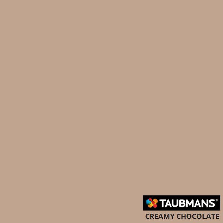 #Taubmanscolour #creamychocolate