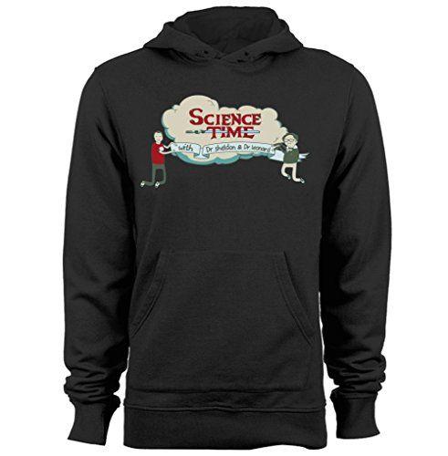 Sciene Time With Sheldon Leonard Adventure Time Big Bang Theory cheap hoodies @ niftywarehouse.com #NiftyWarehouse #AdventureTime #TVShow #Cartoon #Show #CartoonNetwork