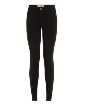 Teens Black Skinny Jeans  | New Look