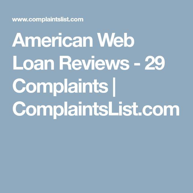 20 mejores imgenes de portfolio management en pinterest empresas american web loan reviews 29 complaints complaintslist malvernweather Gallery