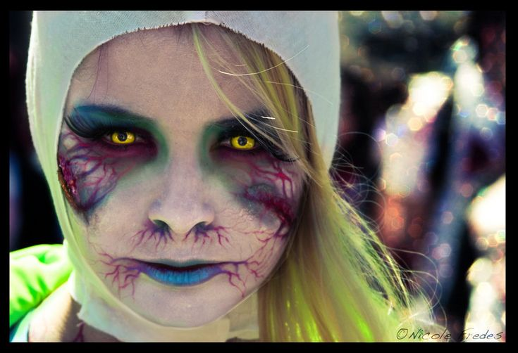 Cosplay Gallery: Unexpected Zombie Cosplay | Geek and Sundry