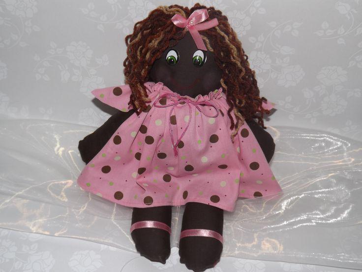 www.elo7.com.br/boneca-de-pano-preta/dp/497644 E-mail: magdarbt@hotmail.com