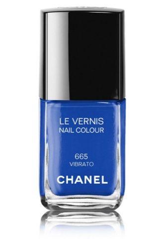 La chica de bailarinas rosas : Blue Rhythm de Chanel