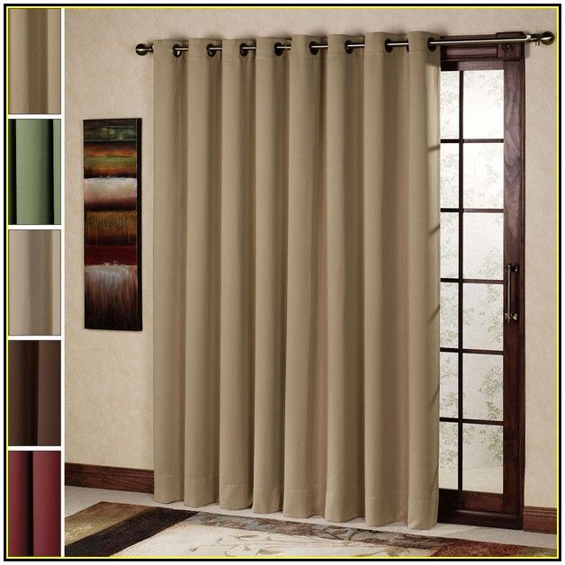 Mural Of Tips Of How To Select The Window Treatment For Sliding Glass Door Home Decorations