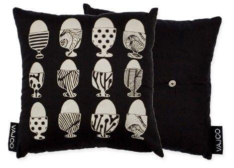 Pillow Eggs / designed by Eva Hanzalová / 12,- € / www.vajco.cz
