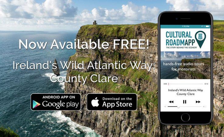 Cultural Roadmapp #roadtrip travel app