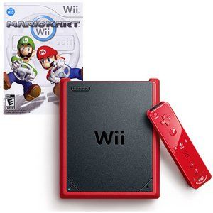 Nintendo Wii Mini Red with Mario Kart - $99.00! - http://www.pinchingyourpennies.com/nintendo-wii-mini-red-with-mario-kart-99-00/ #Pinchingyourpennies, #Walmart, #Wii