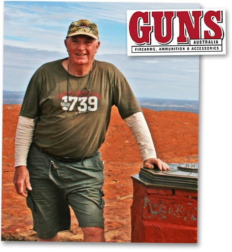 Five Mins With John Robinson, editor of GUNS Australia, on PR tips and a love of Star Wars, Firefly and... Riverdance. Read the interview here: http://influencing.com.au/p/42017