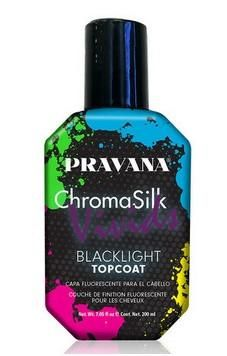 Shop now and save on Pravana Chromasilk Vivids Blacklight Topcoat at Image Beauty. Pravana Chromasilk Vivids Blacklight Topcoat transforms any Vivid Shade to an out of this world Black Light Shade!