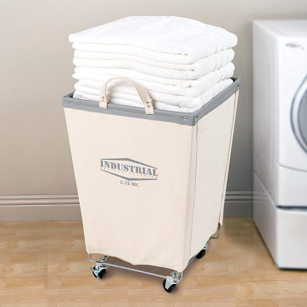 You Ll Love The Commercial Laundry Hamper At Wayfair Great Deals