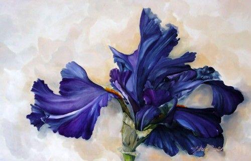 Silk Painting Artist Ann Mason