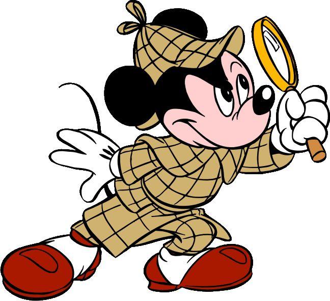 Atelier lecture : BD énigmes de Mickey - Loustics
