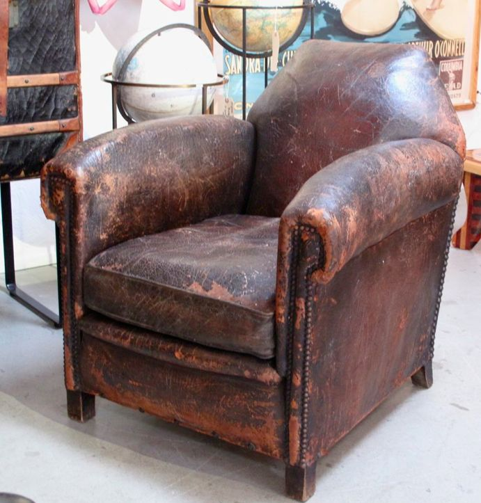 Vintage leather Club chair - 180 Best Club Chairs Images On Pinterest Leather Club Chairs