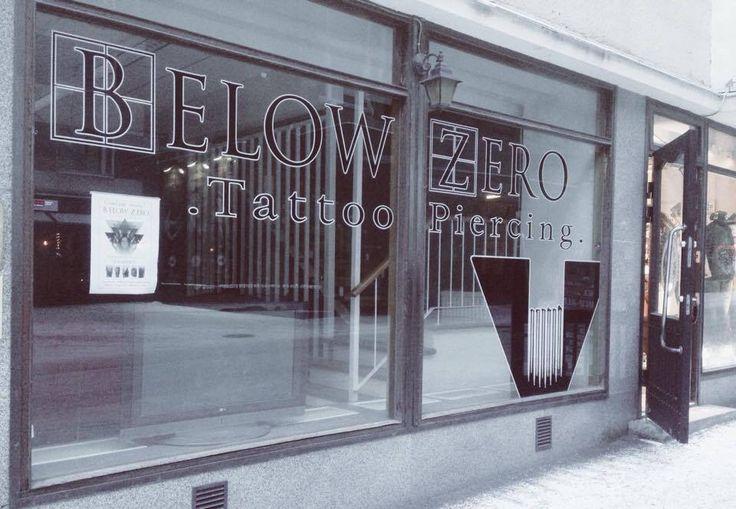 Below Zero Tattoo Gallery - Tampere, Finland