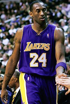 Kobe Bryant, the greatest player of my young generation