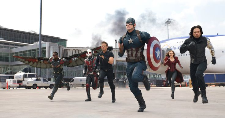 "Before Captain America hits movie screens for everyone to see, he's making a stop here in Cleveland. The Russo brothers, who directed ""Captain America: Civil War,…"