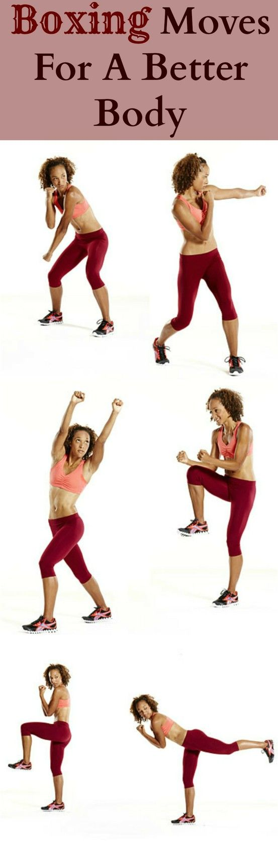 Mix-and-Match #Boxing Moves for a Better Body. #cardio | Health.com