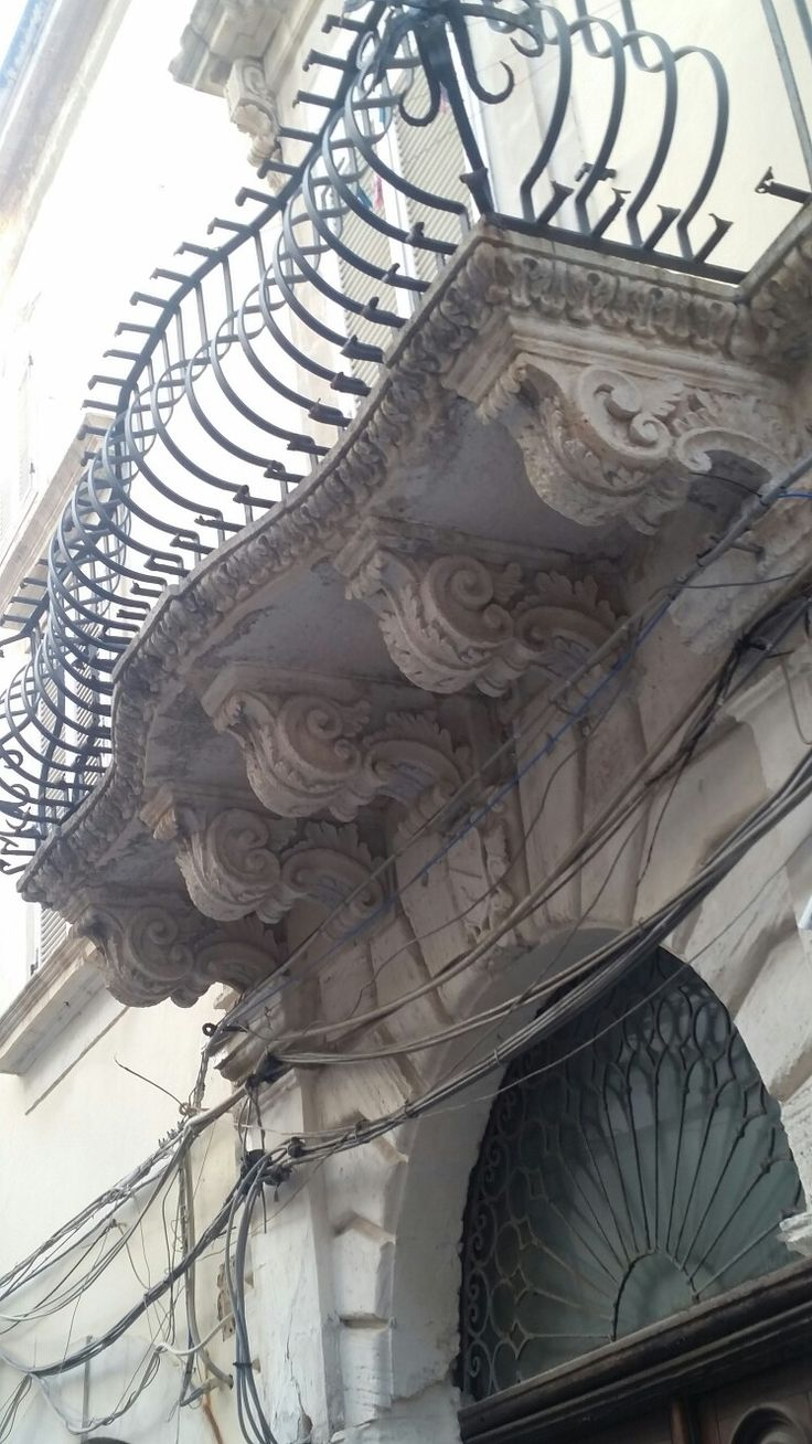 Balconi -Ortigia