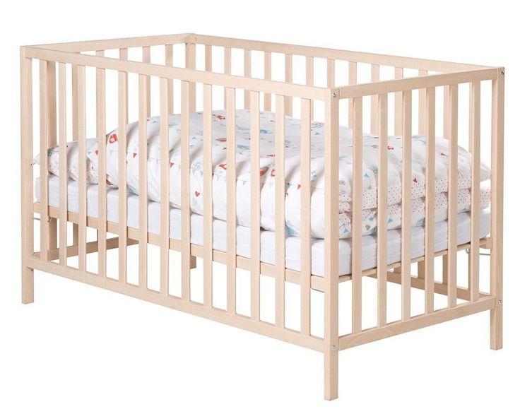 Roba Kinderbett Cosi 60x120 cm Jetzt bestellen unter: https://moebel.ladendirekt.de/kinderzimmer/betten/kinderbetten/?uid=2bfad5bd-65ee-5908-81fa-347823c440ba&utm_source=pinterest&utm_medium=pin&utm_campaign=boards #möbel #kinderzimmer #einrichtung #kinderbetten #baby #betten