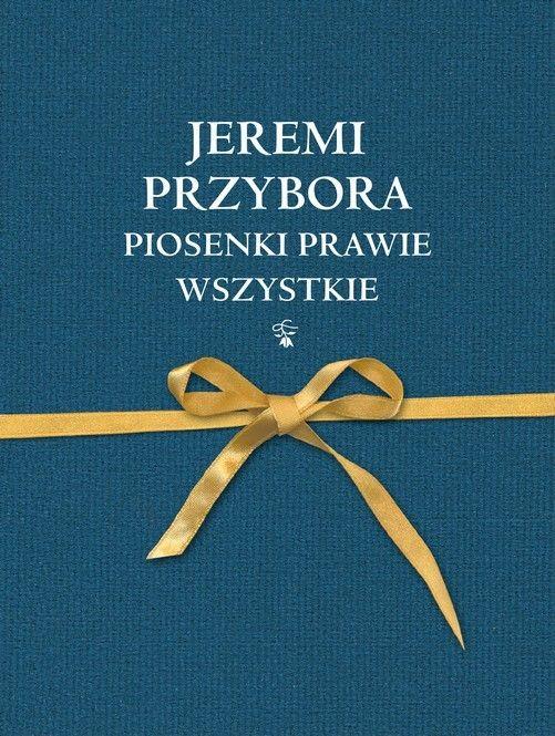 To zbiór prawie wszystkich wierszy Jeremiego Przybory.