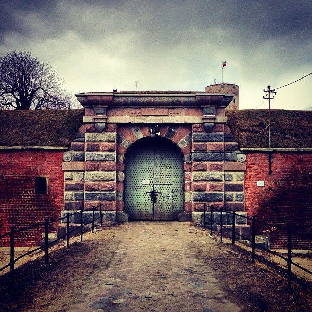 Twierdza Wisłoujście #gdansk #door