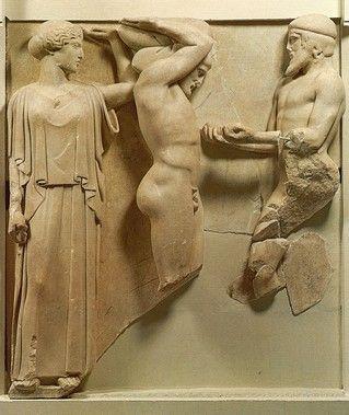 ΗΛΕΚΤΡΟΝΙΚΗ ΔΙΔΑΣΚΑΛΙΑ: Αρχαία Ιστορία (Α' Γυμνασίου) - Κεφάλαιο 8 - Οι τέχνες και τα γράμματα την κλασική εποχή