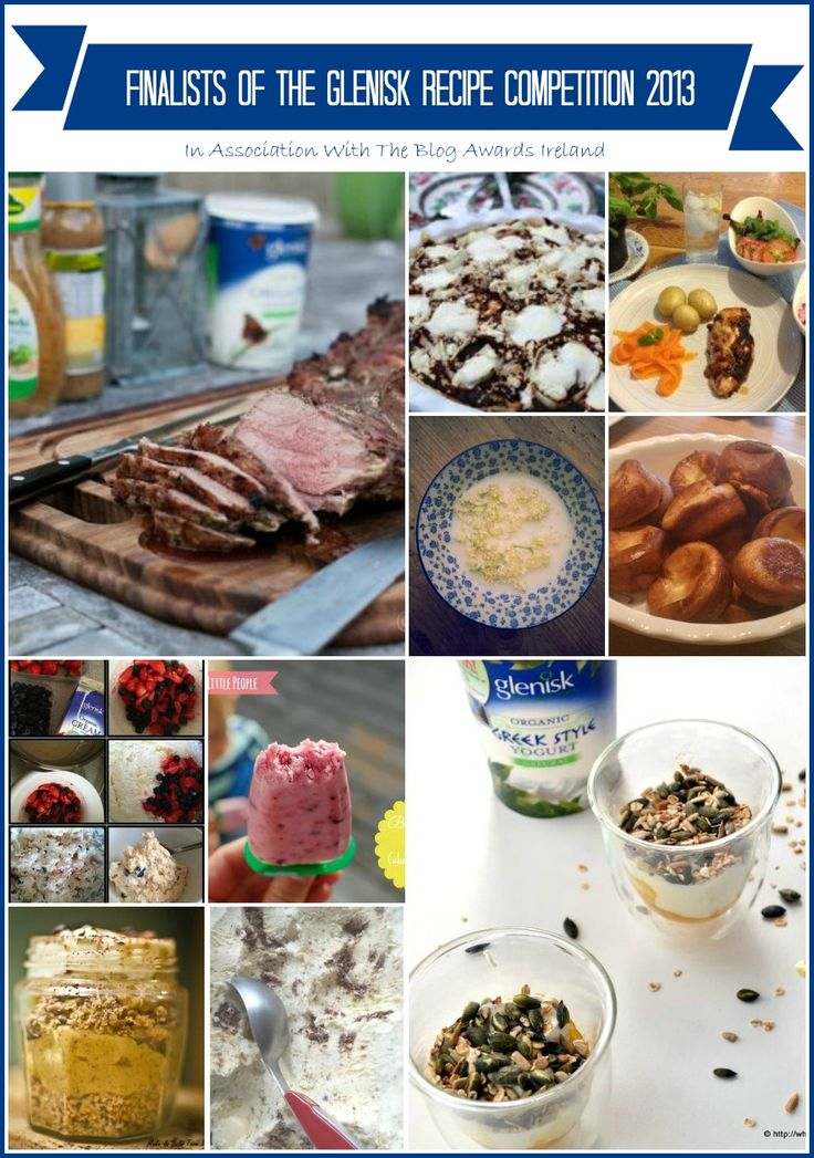 11 best glenisk recipe competition images on pinterest 10 sweet and savoury recipes from the glenisk blog awards ireland recipe competition 2013 forumfinder Gallery