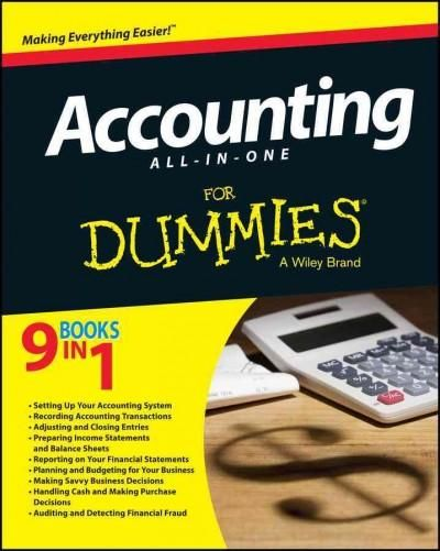 A one-stop accounting reference Packed with vital information culled from the…