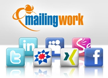 """""""Share-With-Your-Network""""-Funktion in mailingwork 3.0"""