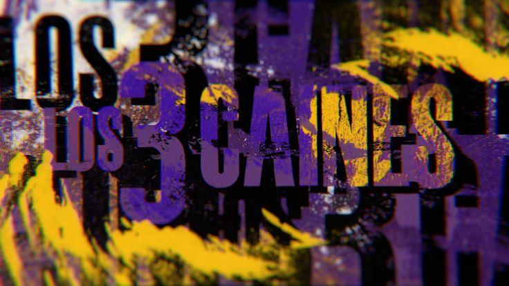 Los 3 Caines (Pitch) - VVSVS