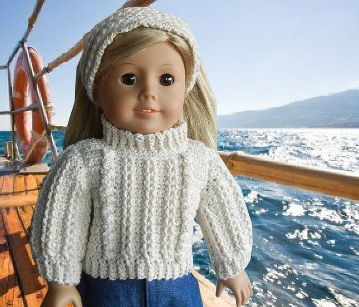 90 best Crochet patterns American Girl & Bitty Baby images on ...