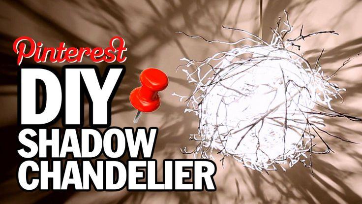 Man Vs. Pin recreates a $4100 Shadow Chandelier...kinda